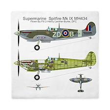 SpitfireBib Queen Duvet