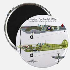 SpitfireBib Magnet