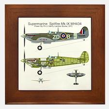 SpitfireBib Framed Tile