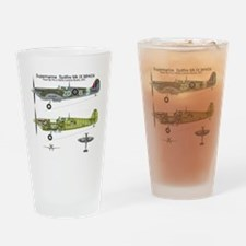 SpitfireBib Drinking Glass