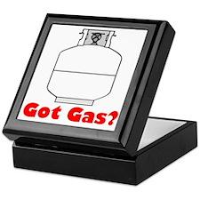 got gas Keepsake Box