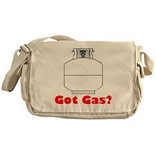 got gas Messenger Bag
