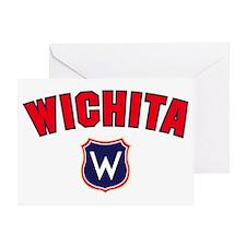 Wichita Throwback Greeting Card
