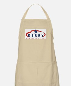 John Kerry for President (rib BBQ Apron