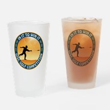 june11_discgolf_competition Drinking Glass