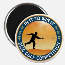 june11_discgolf_competition Magnet