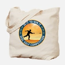 june11_discgolf_competition Tote Bag
