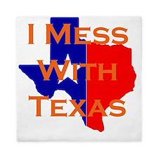 Mess With Texas2 Queen Duvet