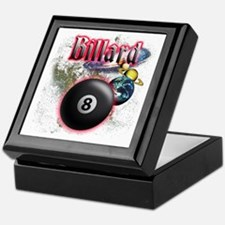 billard Keepsake Box