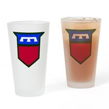 76th Infantry Division Drinking Glass