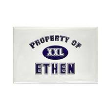 Property of ethen Rectangle Magnet
