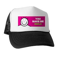 You Make me Smile Trucker Hat