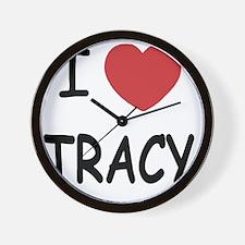TRACY Wall Clock