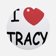 TRACY Round Ornament