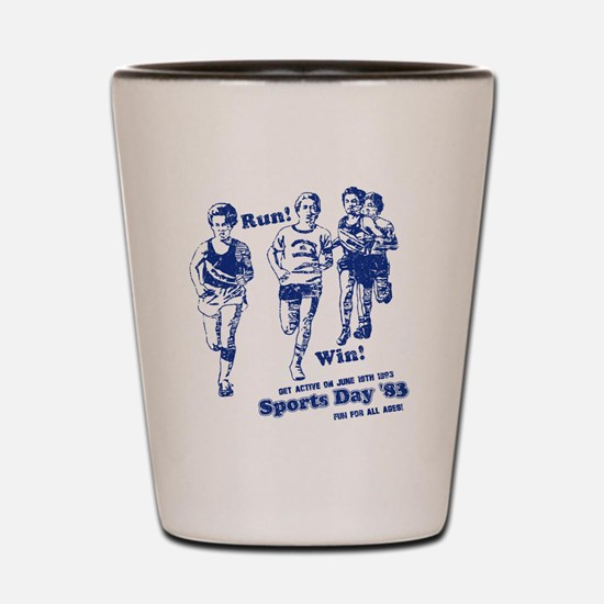 sportsdayretro Shot Glass