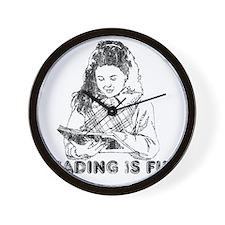 READING01 Wall Clock