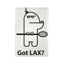 lax Rectangle Magnet