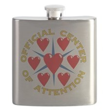 center-of-attention Flask