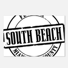 South Beach Title W Postcards (Package of 8)