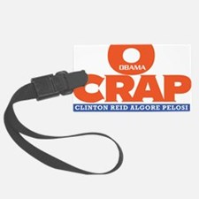 OCRAP For all Shirt colors Luggage Tag
