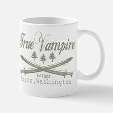 true vampire pine trees copy Mug