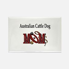 australian cattle dog2 Rectangle Magnet