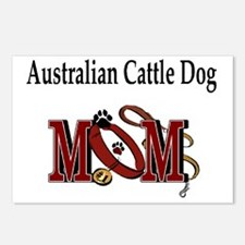 australian cattle dog2 Postcards (Package of 8)