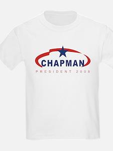 Gene Chapman for President (r Kids T-Shirt