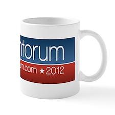 10x3_rick_santorum_02 Mug