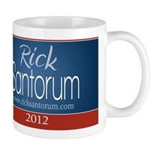 button_santorum_01 Mug