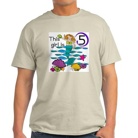 MERMAIDFIVE Light T-Shirt