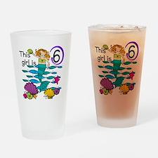 MERMAIDSIX Drinking Glass