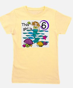 MERMAIDSIX Girl's Tee