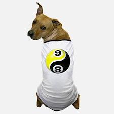 8 Ball 9 Ball Yin Yang Dog T-Shirt