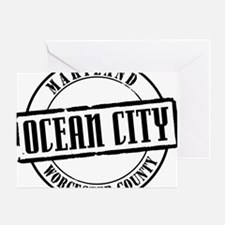 Ocean City Title W Greeting Card