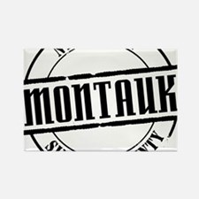 Montauk Title W Rectangle Magnet