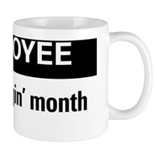 employeemonthPL Mug