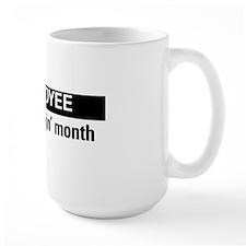 10x3employeemonth Mug