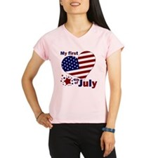 first 4th Performance Dry T-Shirt