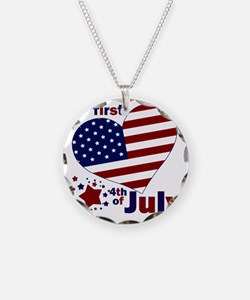 first 4th Necklace