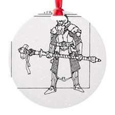Thom 2 Ornament
