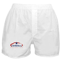 Don Cordell for President (ri Boxer Shorts