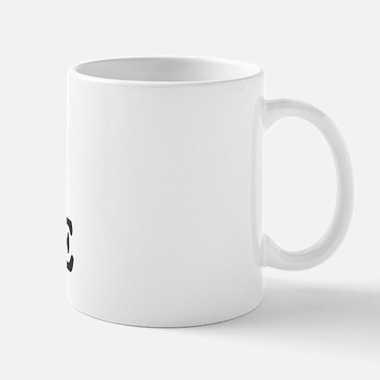 I Shamrock ANDRE Mug