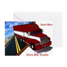 truck7 Greeting Card