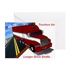 truck4 Greeting Card