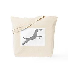 Disc Dog Tote Bag