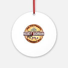 michele bachmann Round Ornament