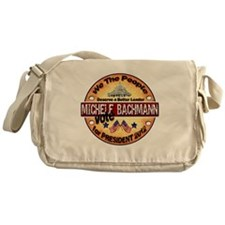 michele bachmann Messenger Bag