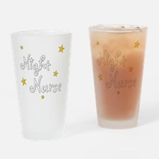nightnurse-dark Drinking Glass
