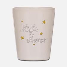 nightnurse-dark Shot Glass